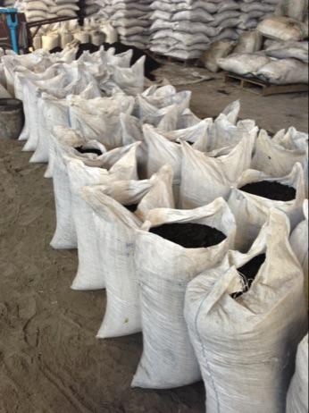 Granulated cocnut shell charcoal | Bakulan Nusantara